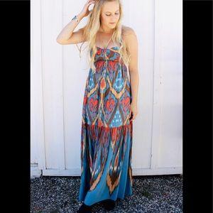 6b6f96c02da Free People Dresses - Free People Mojave Maxi Dress